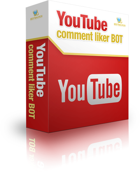 YouTube comment liker BOT 00 (Small)